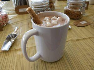 hot chocolate, Storm Emma, hot drinks