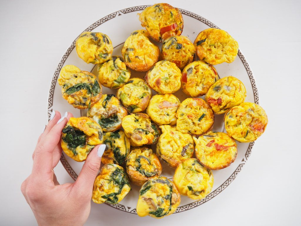 Healthy Meals - Breakfast Egg Muffins